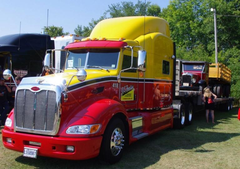 2012 - Truck 'N' Roll en Coeur