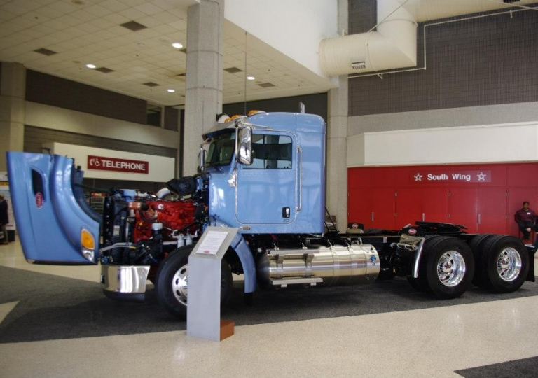 2013 - Mid America Truck Show