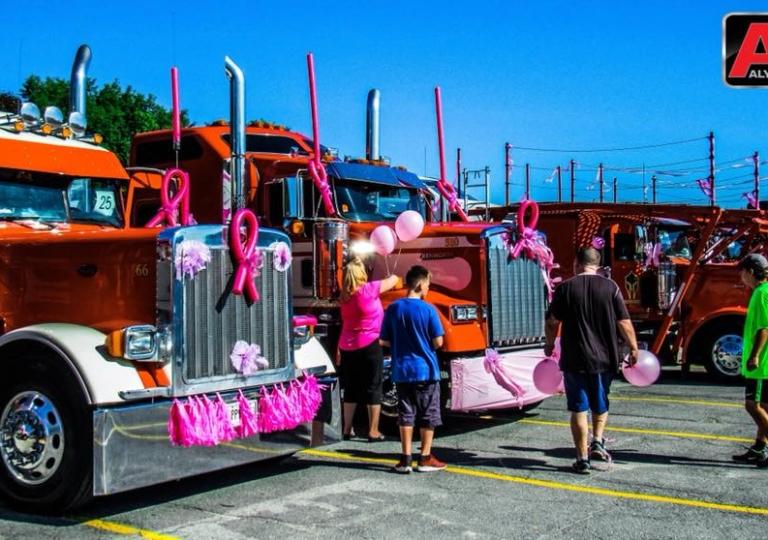 2018 Trucking For A Cure (Prescott)
